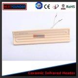 Placa de aquecimento de infravermelho de cerâmica de alta eficiência personalizada