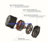 Мотор Spal Va07-Bp12/C-58s охлаждающего вентилятора автозапчастей