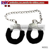 誕生日プレゼントの小型手錠のネックレスの方法ネックレス(W2025)