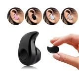 Ultra Mini Wireless Invisible Bluetooth 4.0 no ouvido de música fone de ouvido Earbud Headset Headphone com microfone para iPhone