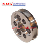 CNC bearbeitete die Ventil-Bauteile maschinell, die gedrehte Teile maschinell bearbeiten