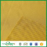 Hohes sichtbares glänzendes Filetarbeits-Polyester Sports Ineinander greifen-Gewebe