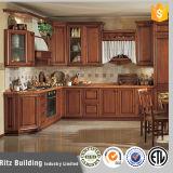 Préparer pour assembler des Modules de cuisine en bois solide