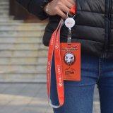 Популярный изготовленный на заказ талреп ожерелья Keychain с печатание сублимации