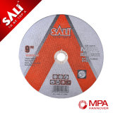 Disco di lucidatura di taglio della ruota a disco e dell'acciaio della fabbrica di Yongkang