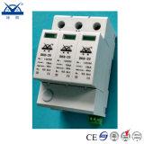Приспособление предохранения от молнии DC PV солнечное 120V 700V 1200V рельса DIN