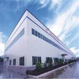 Здание стальной структуры низкой стоимости полуфабрикат с дешевым ценой