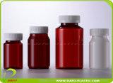 бутылка пластмассы микстуры любимчика 120ml фармацевтическая