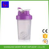 BPA освобождают горячим бутылки Shake протеина сбывания подгонянные логосом