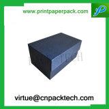 높은 Quanlity를 가진 편리한 판지 상자 선물 상자 주문을 받아서 만들어진 상자