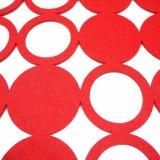 3mm u. 5mm 100% Filz-Platz-Matte für Tischplatte und Dekorationen