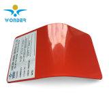 Ral2004オレンジエポキシポリエステル粉のガスポンプのための光沢度の高いThermosetting粉のコーティング