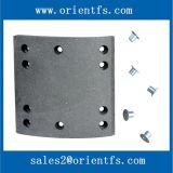 Heiße Verkaufs-Produkte ISO9001: 2008 überprüfter Bremsbelag, Riveting Bremsbelag