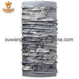 Großhandelskundenspezifisches nahtloses Multifunktionsgefäß Headwear