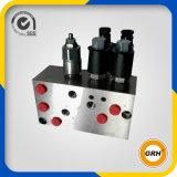 Hydraulischer Ventil-Block für hydraulisches Stromnetz oder nichtstandardisiertes Gerät