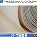 De niet-geweven Naald Geslagen Zak van de Filter van de Filter Acryl voor de Collector van het Stof