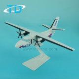 ABS het Plastiek liet l-410 (18cm) ModelVliegtuigen van de Replica's van de Lading