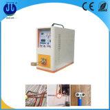 Máquina de aquecimento 5kw da indução da freqüência Ultrahigh com cabo macio