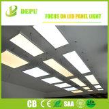 0-10V Dimmable verschob,/vertieft/Oberfläche-Hing 1ftx4FT 40W LED Instrumententafel-Leuchte ein