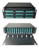 tipo quadro d'interconnessione del cassetto del supporto di cremagliera 1u ODF ottico della fibra