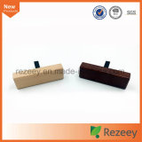 Refrogerador de ar de madeira do respiradouro da membrana