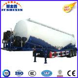 remorque en bloc de silo de la colle 45m3/de camion-citerne camion semi