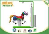 Máquina de juego de interior del paseo del caballo del patio para los adultos y los cabritos