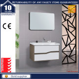 2016 New High Gloss Paint White Paint Bathroom Vanity Unit