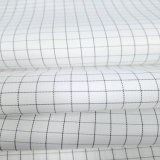 tissu de DÉCHARGE ÉLECTROSTATIQUE de fibre de 96%Polyester 4%Carbon