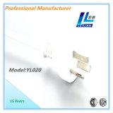 10A 250V 3pins del cable eléctrico estándar de la Argentina con el certificado