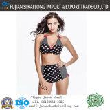 Fabrik-Preis-Frauen-Badeanzug-reizvolle Bikini-Qualitäts-Badebekleidung 2016