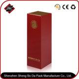 Подгонянная коробка типа бумажная упаковывая для подарка