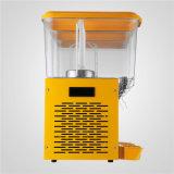 商業18L*3タンクによってフリーズされる冷たい飲み物の飲料のミルクジュースディスペンサー機械