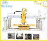 Automatische Steinbrücken-Ausschnitt-Maschine für die Granit-/Marmorfliesen