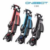 Motorino elettrico piegante di mobilità di Onebot T8, 250W motore, batteria di litio di 8.7ah Panasonic, bici elettrica astuta