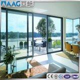 Aluminio/aluminio Windows de desplazamiento para el hotel/la casa residencial del edificio comercial