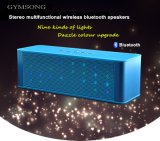 Gymsong Mini Portable Speaker Digital Screen + Wireless Bluetooth + Alarm + APP + NFC Speakers
