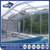 Construcción rápida Steelframe prefabricado/acería prefabricada usar la viga de acero