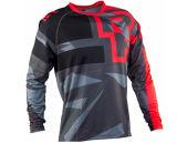 Engrenagem do motocross, camisola da bicicleta, costume que compete a roupa
