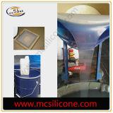 Gomma di silicone RTV-2 per i pezzi fusi della resina del poliestere/silicone liquido per il modanatura/gomma di silicone di modellatura/la gomma di silicone cura dello stagno