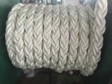 8-Strand Chemical Fiber Ropes Mooring Rope Polypropylene, Mixed Polyester, Rope Nylon