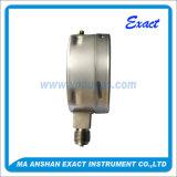 Tout le type manomètre de Manomètre-Wika d'acier inoxydable de Manometer-IP65