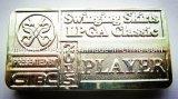 Clip dei soldi Sandblasted placcatura d'argento (MJ-Soldi clip-002)