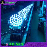 36X18W Raio de Luz Moving Head LED RGBWA UV