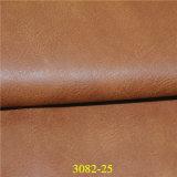 Qualitäts-klassisches Entwurfs-Schuh-Material PU-Lederimitat