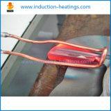 Eje de engranaje de la inducción de IGBT que endurece la máquina de calefacción para la venta