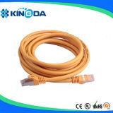 SSTP gato CAT6A. cable de cable de conexión 6A CU alta calidad