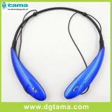 高品質は耳のヘッドホーンのNeckband Bluetooth V4.0を遊ばす