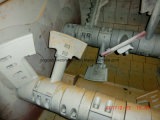 Mao4000 Sicoma Doppelwelle-Betonmischer für stapelweise verarbeitende Pflanze