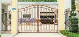 Portello decorativo 21 della rete fissa del ferro saldato di obbligazione esterna di alta qualità di Haohan